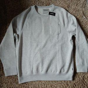 Express - L Gray Sweater (unworn)